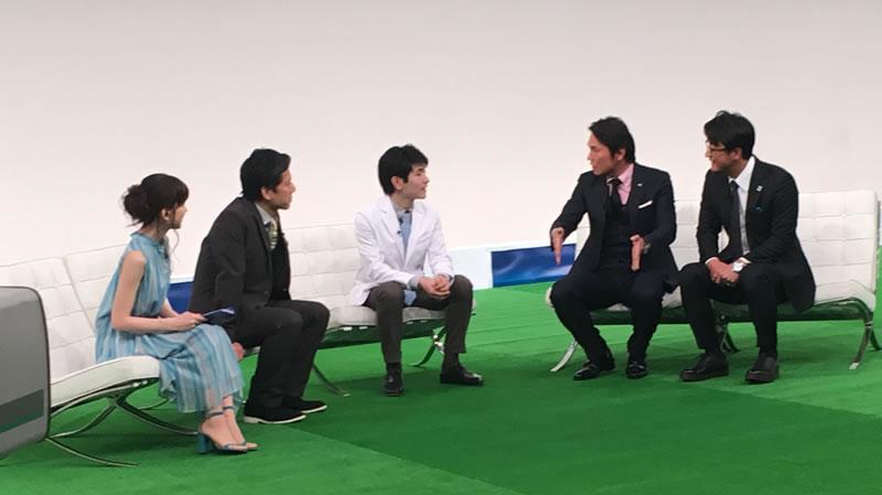 テレビ東京 FOOTxBRAIN 2017年5月14日
